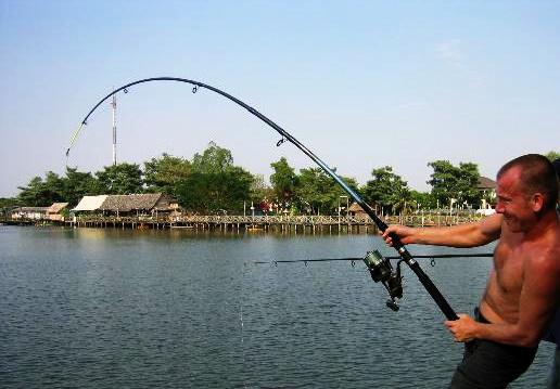 Моя любимая рыбалка