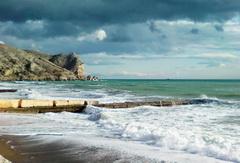 Отдых вСудаке имеет свои плюсы:чистое теплое море, продолжительный купальный сезон